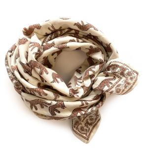 foulard latika licorne sahara