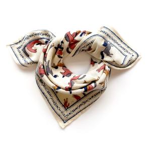 foulard manika licorne sahara