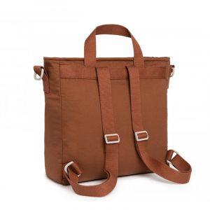 sac a dos a langer waterproof nobodinoz clay brown