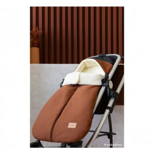 chanceliere waterproof clay brown baby on the go nobodinoz